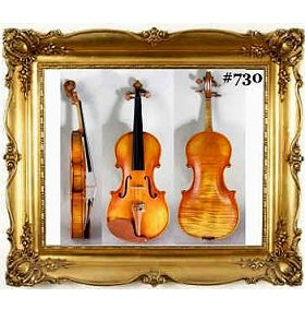 Custom Shop Violins