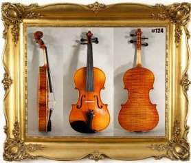 Custom Shop Violin #227