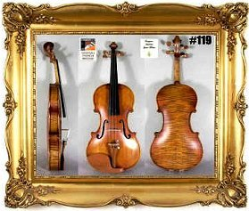 Custom Shop Violin