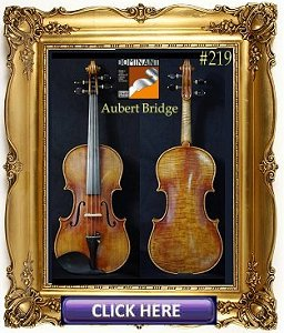 Custom Shop Violin #219