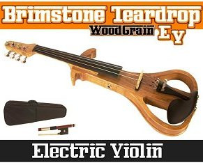 Teardrop Electric Violin