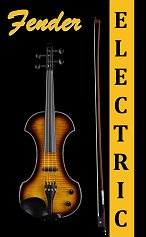 FV3 Electric Violin